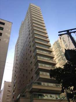 Apartamento, código 3723 em Guarujá, bairro Pitangueiras