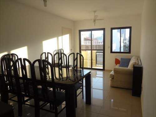 Apartamento, código 3645 em Guarujá, bairro Enseada