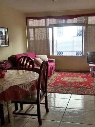 Apartamento, código 3629 em Guarujá, bairro Jardim Enseada