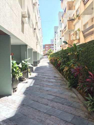 Apartamento, código 3615 em Guarujá, bairro Jardim Enseada