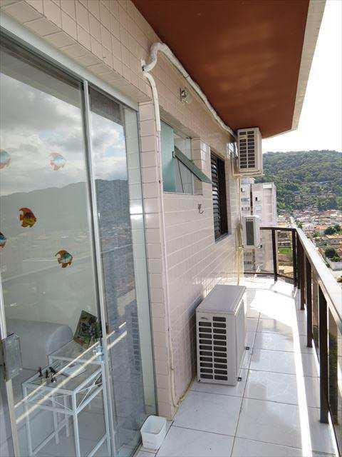 Apartamento em Guarujá, bairro Jardim Ana Maria