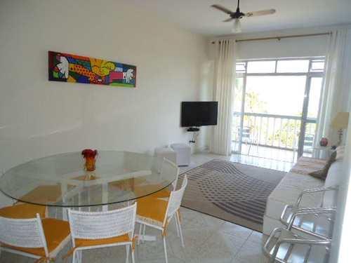 Apartamento, código 3551 em Guarujá, bairro Pitangueiras