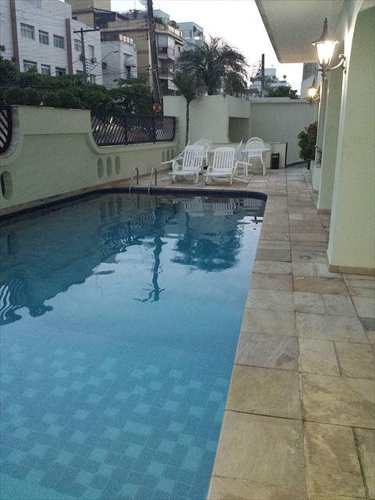 Apartamento, código 3548 em Guarujá, bairro Praia da Enseada