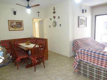 Apartamento, código 3455 em Guarujá, bairro Jardim Enseada