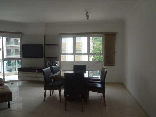 Apartamento, código 3449 em Guarujá, bairro Pitangueiras