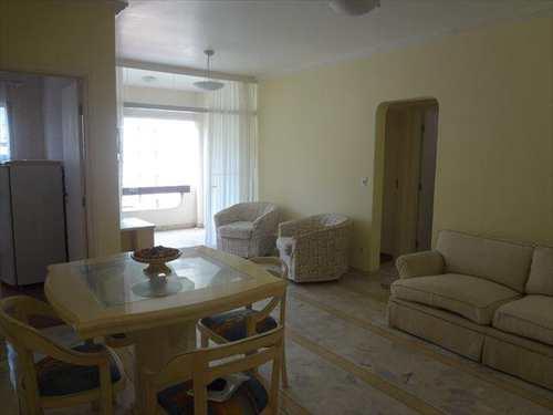 Apartamento, código 3434 em Guarujá, bairro Jardim Enseada