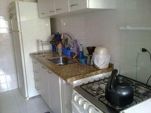 Apartamento, código 3376 em Guarujá, bairro Praia da Enseada