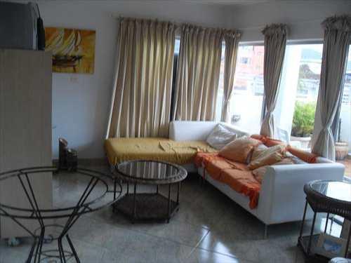 Cobertura, código 3370 em Guarujá, bairro Jardim Enseada