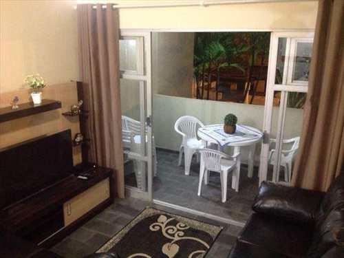 Apartamento, código 3363 em Guarujá, bairro Jardim Enseada