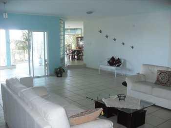 Casa, código 3340 em Guarujá, bairro Jardim Três Marias