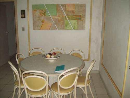 Apartamento, código 3334 em Guarujá, bairro Pitangueiras