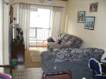 Apartamento, código 3310 em Guarujá, bairro Jardim Enseada