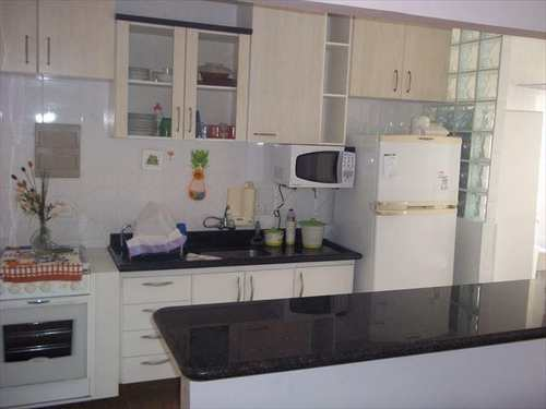 Apartamento, código 3307 em Guarujá, bairro Praia da Enseada
