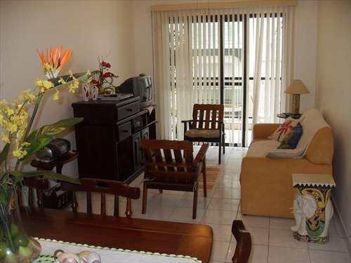 Apartamento, código 3287 em Guarujá, bairro Praia da Enseada