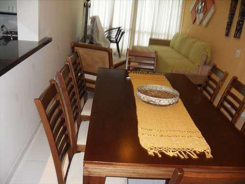 Apartamento, código 3259 em Guarujá, bairro Jardim Enseada