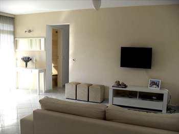Apartamento, código 3148 em Guarujá, bairro Jardim Enseada