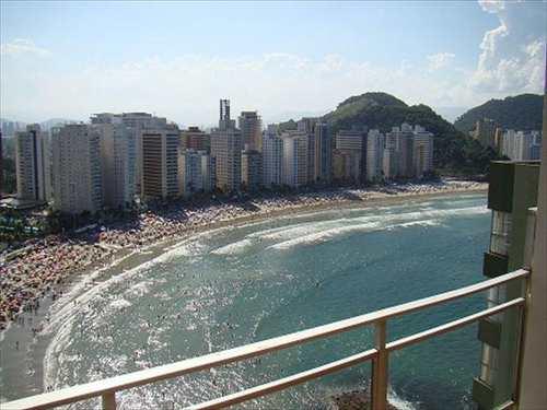 Apartamento, código 3111 em Guarujá, bairro Astúrias