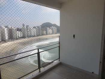 Apartamento, código 3111 em Guarujá, bairro Jardim Astúrias