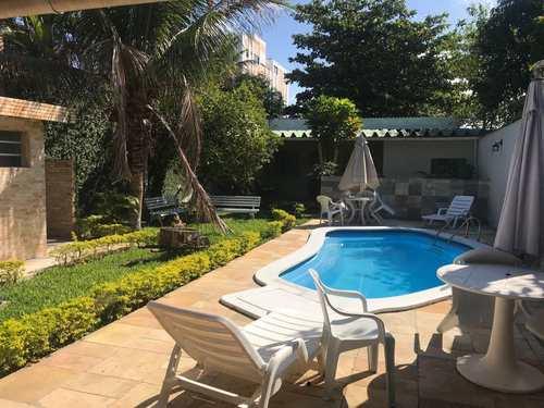 Casa, código 3168 em Guarujá, bairro Jardim Enseada