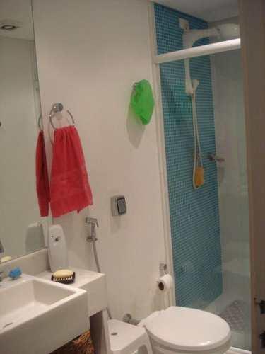 Apartamento, código 3046 em Guarujá, bairro Jardim Enseada