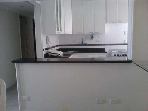 Apartamento, código 3044 em Guarujá, bairro Jardim Enseada