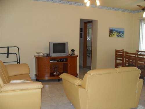 Apartamento, código 2993 em Guarujá, bairro Jardim Enseada