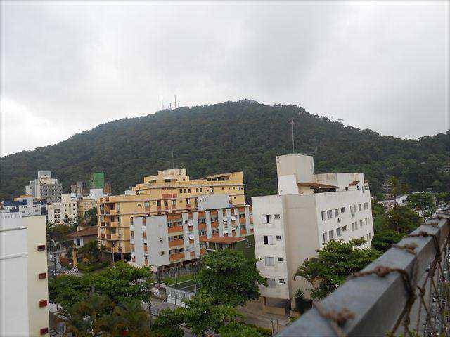 Cobertura em Guarujá, bairro Jardim Enseada