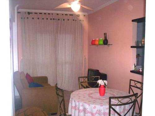 Apartamento, código 2952 em Guarujá, bairro Jardim Três Marias