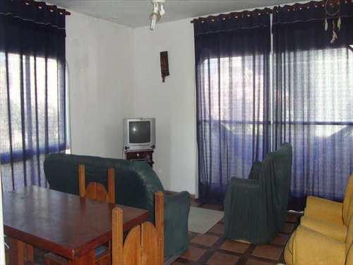 Apartamento, código 2900 em Guarujá, bairro Jardim Enseada