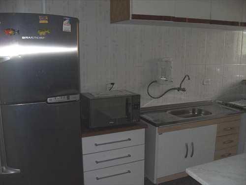 Apartamento, código 2896 em Guarujá, bairro Jardim Três Marias