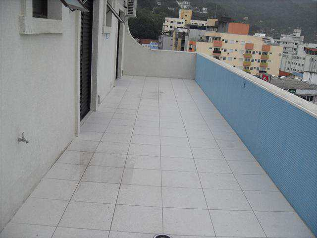 Cobertura em Guarujá, bairro Jardim Três Marias