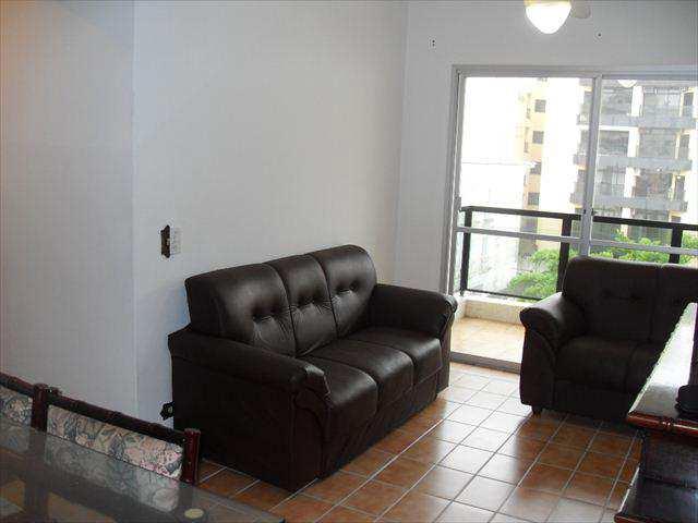 Apartamento em Guarujá, bairro Jardim Belmar