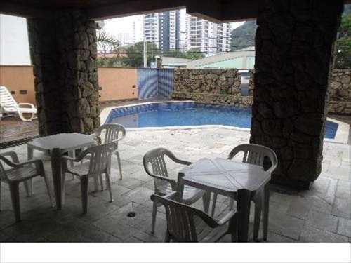Apartamento, código 2871 em Guarujá, bairro Jardim Enseada