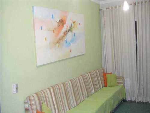 Apartamento, código 2850 em Guarujá, bairro Jardim Enseada