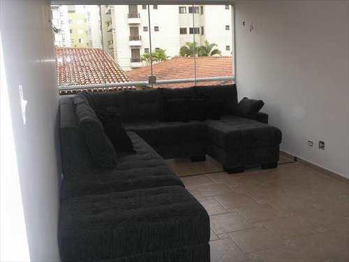 Apartamento, código 2846 em Guarujá, bairro Jardim Enseada