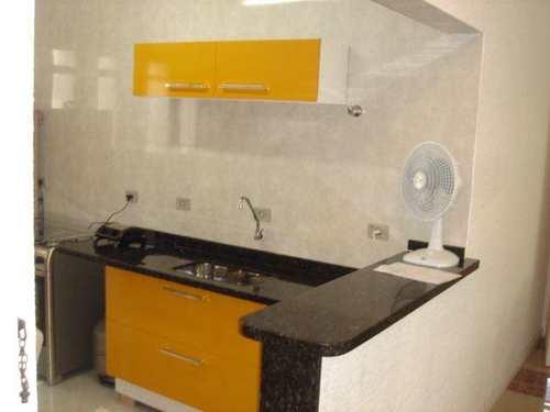 Apartamento, código 2685 em Guarujá, bairro Pitangueiras