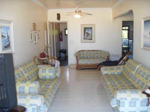 Apartamento, código 2689 em Guarujá, bairro Jardim Enseada
