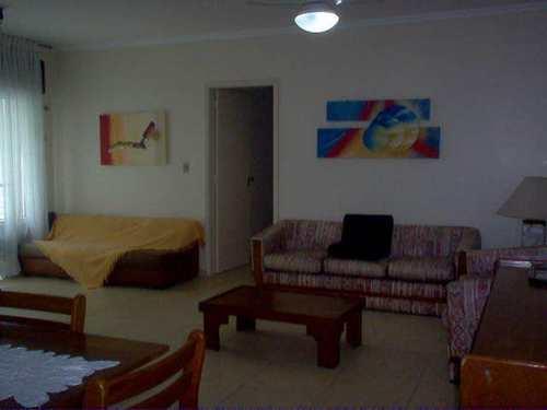 Apartamento, código 2681 em Guarujá, bairro Jardim Enseada