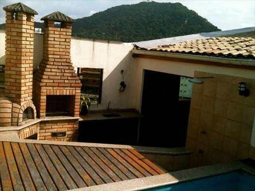 Apartamento, código 2674 em Guarujá, bairro Jardim Enseada