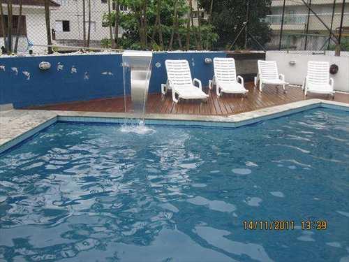 Apartamento, código 2653 em Guarujá, bairro Jardim Enseada