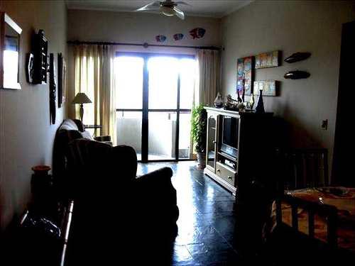 Apartamento, código 2626 em Guarujá, bairro Jardim Enseada