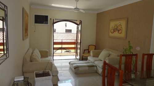Apartamento, código 2615 em Guarujá, bairro Jardim Praiano