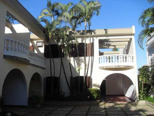 Casa, código 2594 em Guarujá, bairro Jardim Enseada