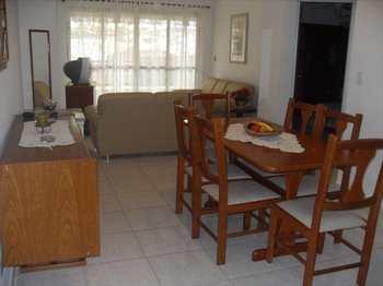 Apartamento, código 2507 em Guarujá, bairro Jardim Enseada