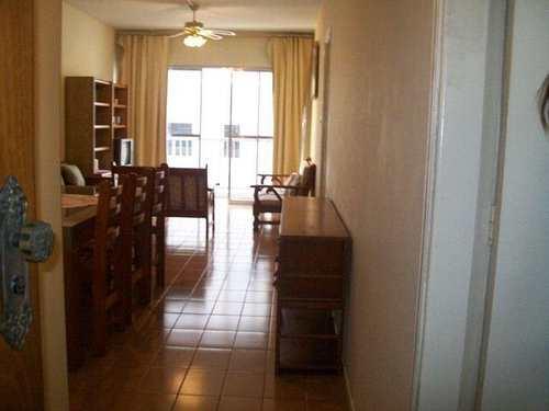 Apartamento, código 2452 em Guarujá, bairro Jardim Enseada