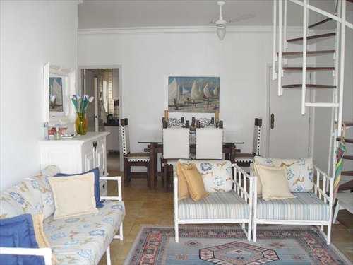Apartamento, código 2309 em Guarujá, bairro Jardim Enseada