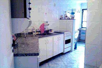 Apartamento, código 2219 em Guarujá, bairro Jardim Enseada
