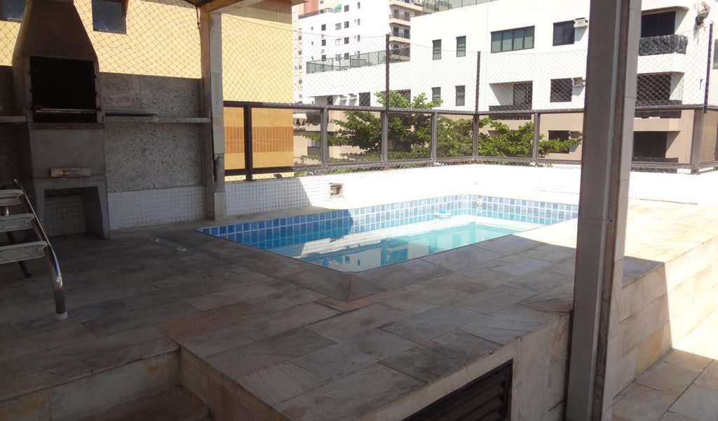 Cobertura em Guarujá, bairro Enseada