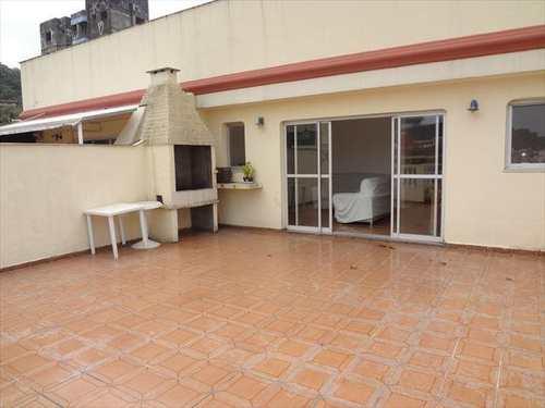 Cobertura, código 725 em Guarujá, bairro Praia da Enseada