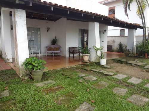 Casa, código 504 em Guarujá, bairro Balneário Cidade Atlântica